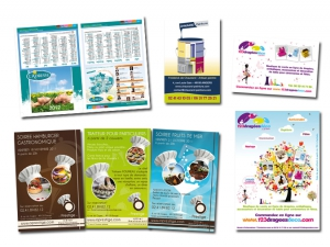 Creation graphique graphiste infographiste