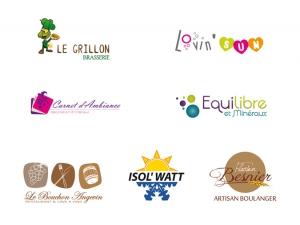Création de logo agence de communication