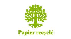 impression papier recyclé angers