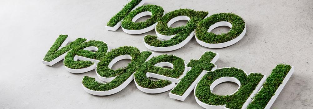 logo vegetal sur mesure