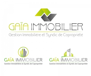 création logo agence immobiliere