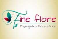 creation logo paysagiste decoratrice angers