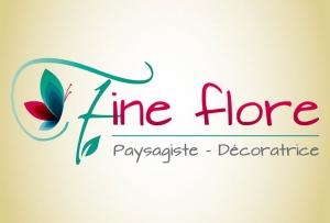 creation logo paysagiste decoratrice angers