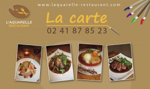 carte restaurant angers