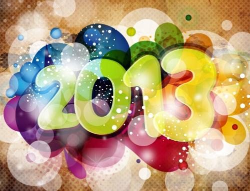 Meilleurs Voeux 2013 !