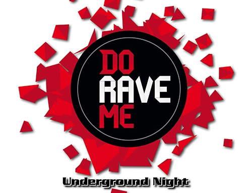 Création logo Do Rave Me Festival Electro Angers