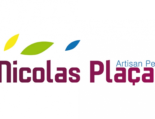 Création d'un logo pour artisan peintre au Lion d'Angers