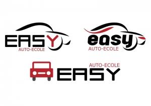 création logo auto-école angers-2
