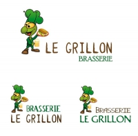 création logo restaurant brasserie