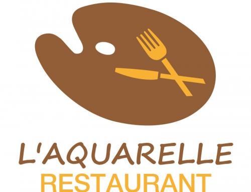 Création logo, carte de visite et site Internet restaurant Angers