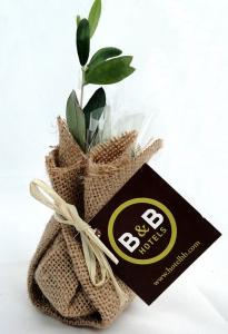 objet publicitaire écologique olivier