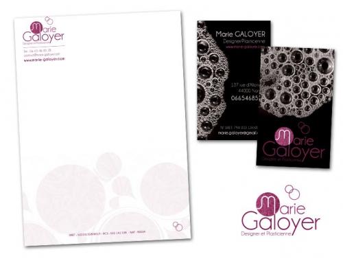 Création d'un logo et dépliant 3 volets – Designer produit à Nantes