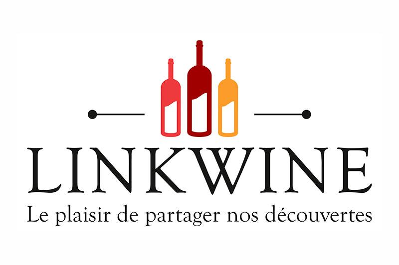 graphiste création logo angers négociant vin