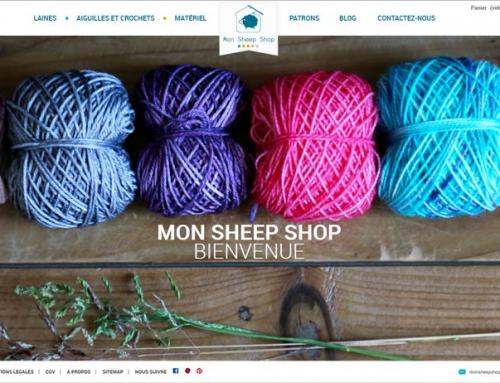 Création site Internet e-commerce Prestashop