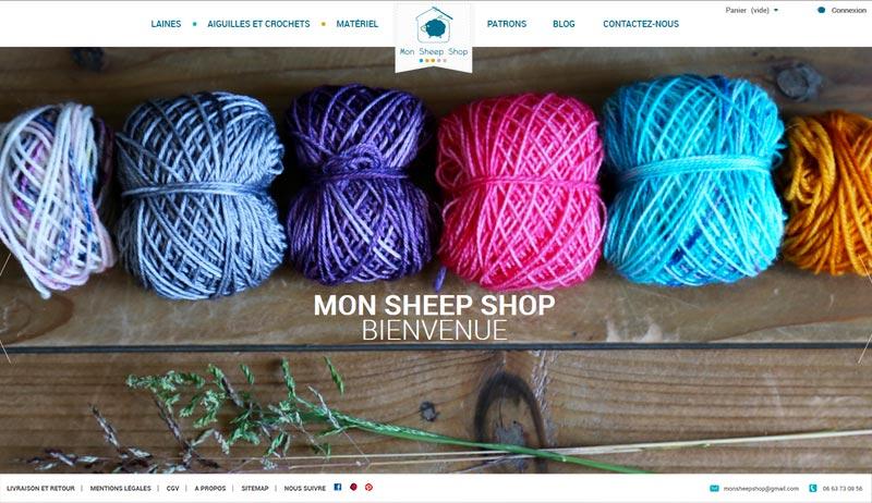 création site e-commerce angers