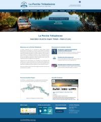 création site internet angers asso pêche