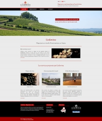 création site internet angers vin