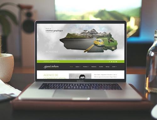 Un nouveau site Internet pour l'agence