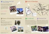 dépliant touristique infographiste angers