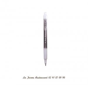 stylo publicitaire restaurant