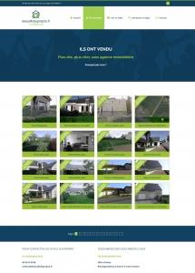 Création d'un site Internet immobilier Angers