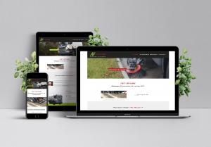 Création site Internet Net Bitume Angers