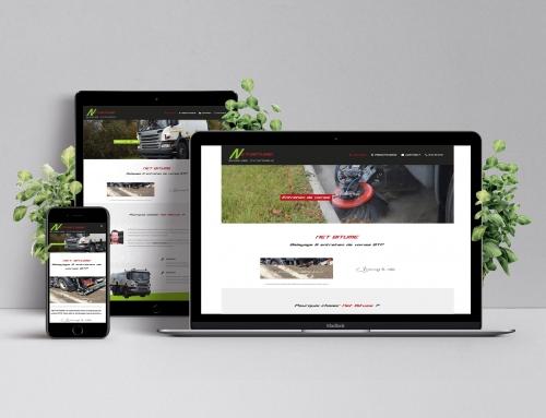 Création site Internet Net Bitume Beaufort-en-Anjou