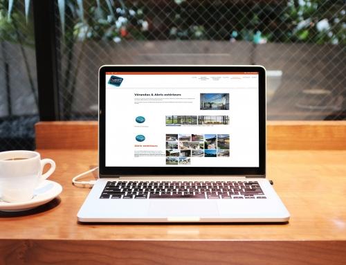 Création d'un site Internet menuiserie Saint-Mathurin-sur-Loire