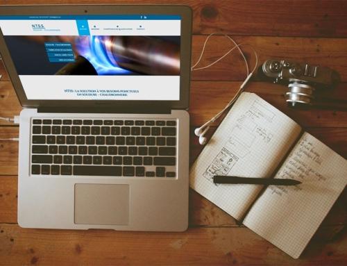 Création du site Internet NTSS soudure dans le 49