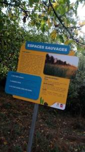 Impression et pose de panneaux ville Angers