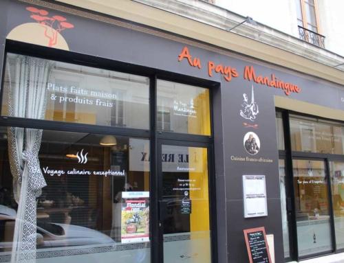Création et fabrication enseigne restaurant à Angers