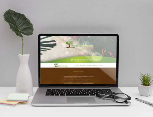 Création site web WordPress Angers – Hedera Concept